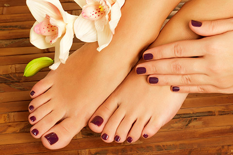 Home Remedies for Feet Spa