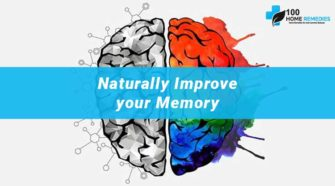 Home Remedies for Good Memory