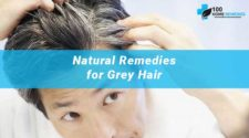 Home Remedies for Premature Grey Hair