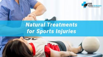 Natural Remedies For Sports Injuries