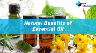 Home Remedies Using Essential Oils
