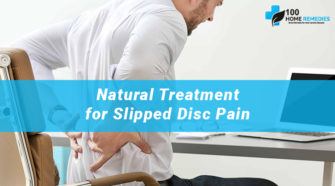 Can You Treat a Slipped Disc at home